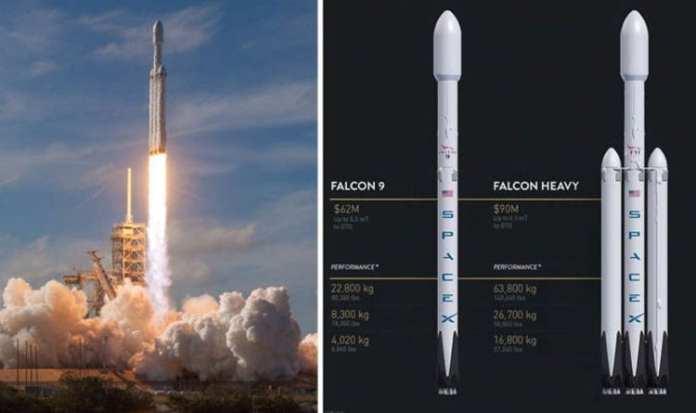 SpaceX lança foguete com parte reutilizada 915829