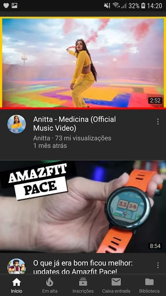 youtube black youtube google Youtube Black: Google finalmente libera tema escuro para o aplicativo no Android Screenshot 20180908 142015 YouTube