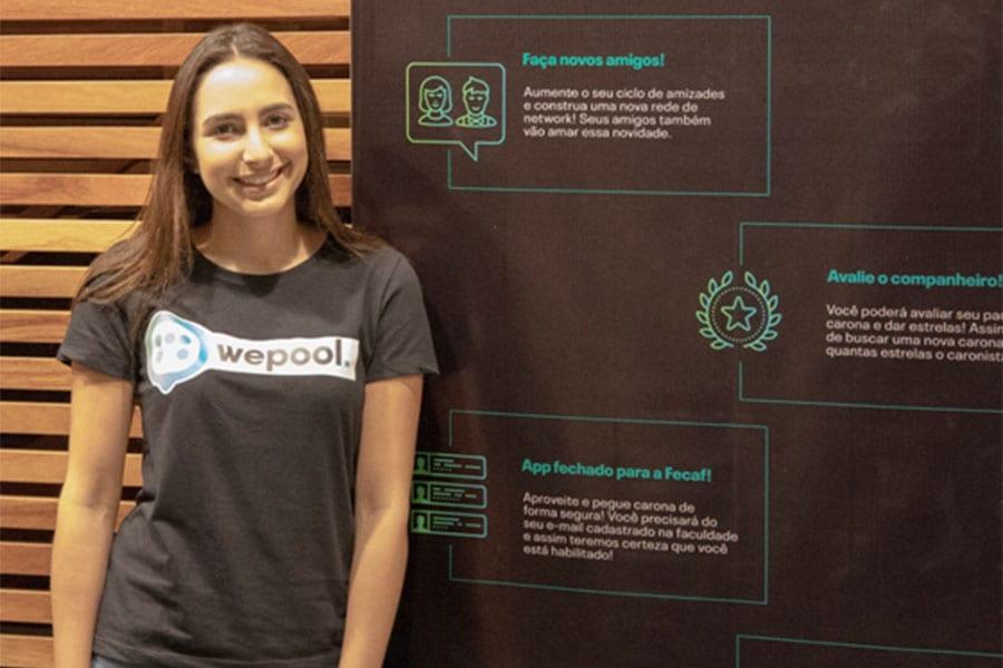 WePool wepool é o mais novo aplicativo de carona para universitários