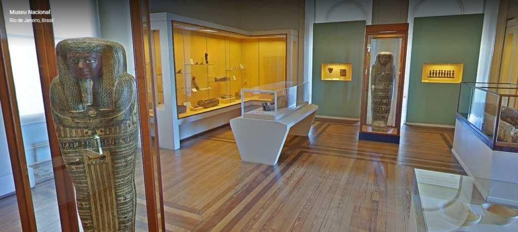 por dentro do museu nacional google ufrj museu nacional google exposições museu nacional