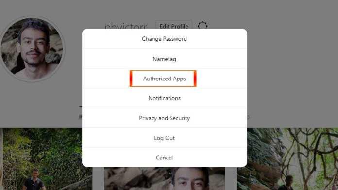 instagram Instagram: Como desvincular rede social de aplicativos e sites insta2