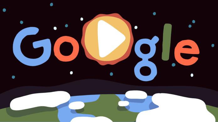 Dia da Terra: Doodle interativo exalta a biodiversidade e comemora a data image