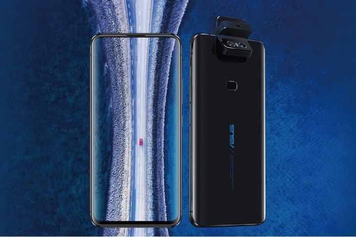 Asus Zenfone 6  Zenfone 6: Com câmera flip e tela 'completa', Asus lança seu novo smartphone premium zenfone6 3