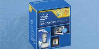 Intel traz de volta processador Pentium de 22nm
