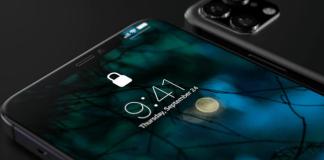 Conceito iPhone 12