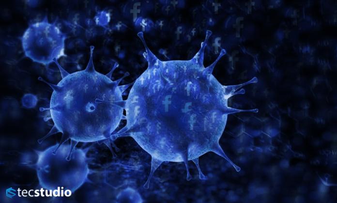 facebook coronavírus  Facebook na luta contra o coronavírus Facebook 1
