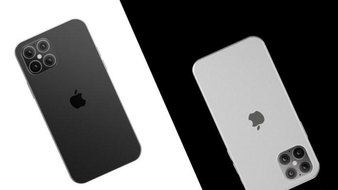 apple iphone 12 pro  Apple: covid-19 (coronavírus) deve atrasar o laçamento do iPhone 12 iPhone 12 Pro concept render 10