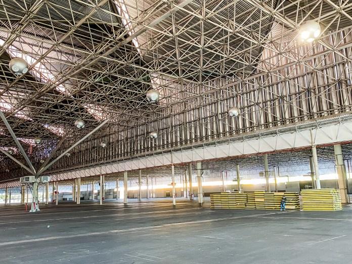 São Paulo  Assim como a China, São Paulo constrói 2000 leitos hospitalares em duas semanas ANHBB03 1024x768