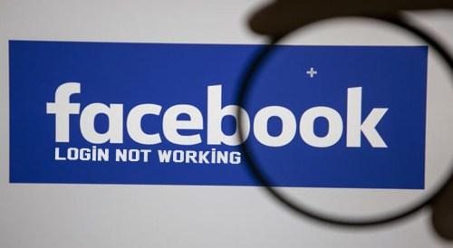 Facebook Login Not Working
