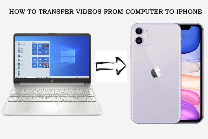 Easy Steps on How to transfer Videos from Computer to iPhone