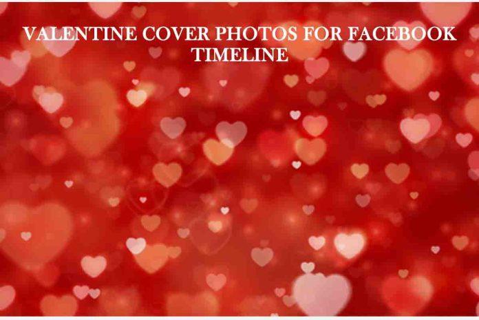 Valentine cover photos for Facebook timeline