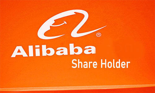 Alibaba Share Holder: Alibaba Online Store ShareholdersAlibaba Share Holder: Alibaba Online Store Shareholders