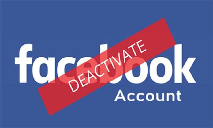 Deactivate Facebook Account - How to Deactivate Facebook   Delete Facebook Now