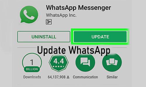 Update WhatsApp - New WhatsApp App | How to Update WhatsApp