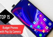 Budget Phones with Pop Up Camera: Best Smartphones with Pop Up Cameras 2021