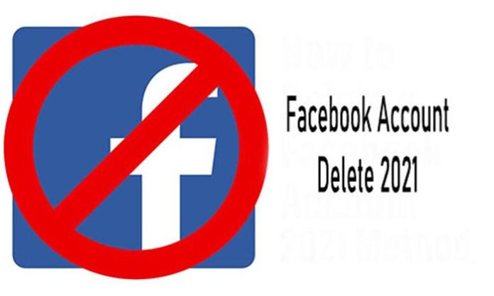 Facebook Account Delete 2021 - Deactivate or Delete Facebook   How to Delete Facebook Account