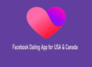 Facebook Dating App for USA & Canada - Facebook Dating App Download Free | Dating on Facebook in 2021