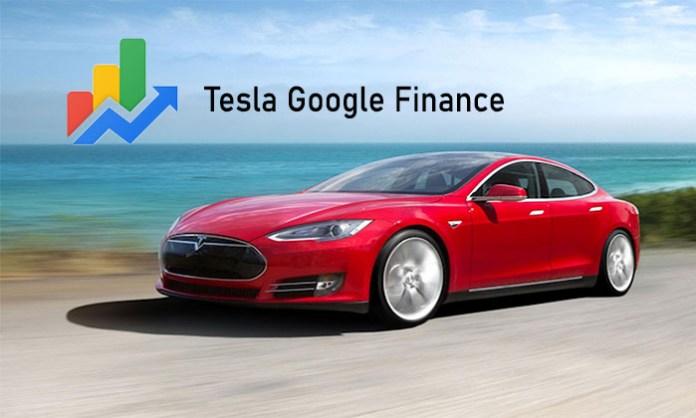 Tesla Google Finance - Tesla (TSLA : NASDAQ) Stock Price & News