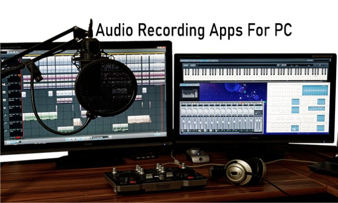 Audio Recording Apps for PC - Download Quality Sound Recording App for Windows