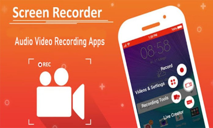Audio Video Recording Apps: Best On Screen Recording App for Mobiles