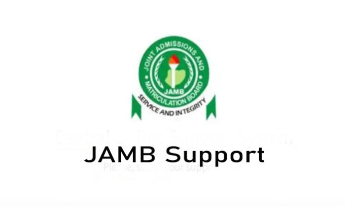 JAMB Support - Joint Admissions and Matriculation Board Support Center