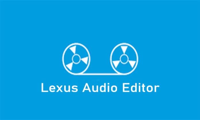 Lexis Audio Editor: Lexis Easy Audio Editing Software