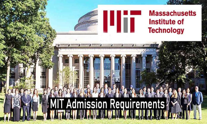MIT Admission Requirements - MIT Application Requirements Overview