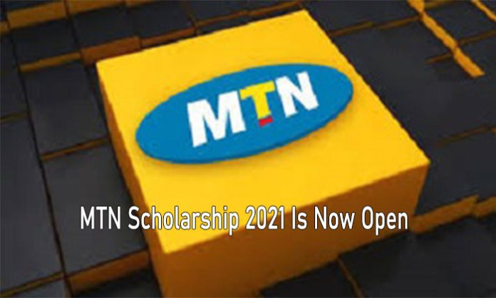 MTN Scholarship 2021 Is Now Open - MTN Scholarship 2021 Eligibility/Requirements