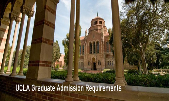 UCLA Graduate Admission Requirements: How To Apply for UCLA Graduate Program