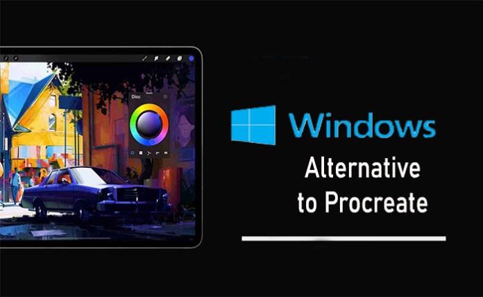Windows Alternative to Procreate - Best Procreate Alternatives for Windows 10