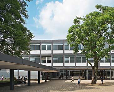 Escuela Primaria En Dsseldorf Alemania TECTNICA 33