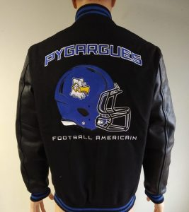 Teddy Original Pygargues Troyes Teddy-jacket.com