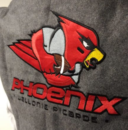 Teddy Replica Phoenix Football Américain