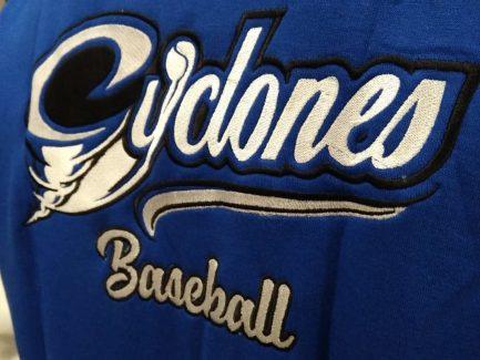 Teddy Replica Cyclones Baseball Club