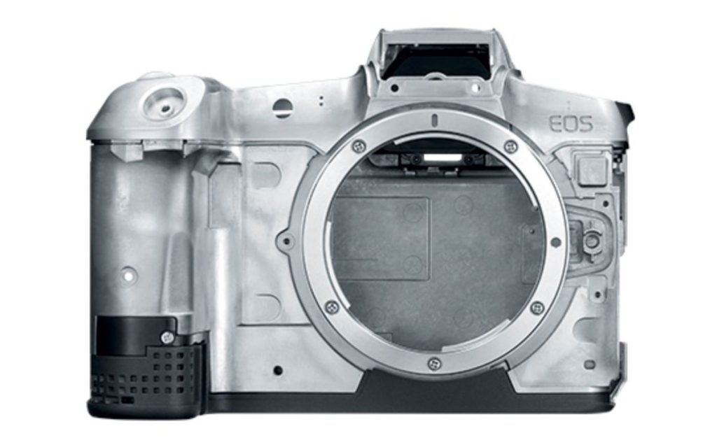 Canon EOS R Mark II body rumors