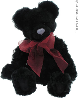 Black Peter Bear Charlie Bears Teddy Bear Friends