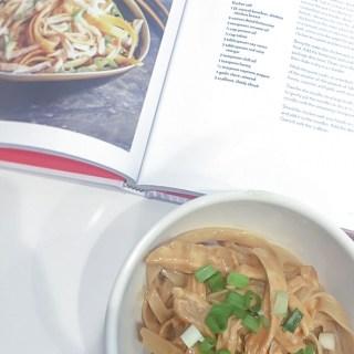 Cravings Cookbook Sesame Chicken Noodles