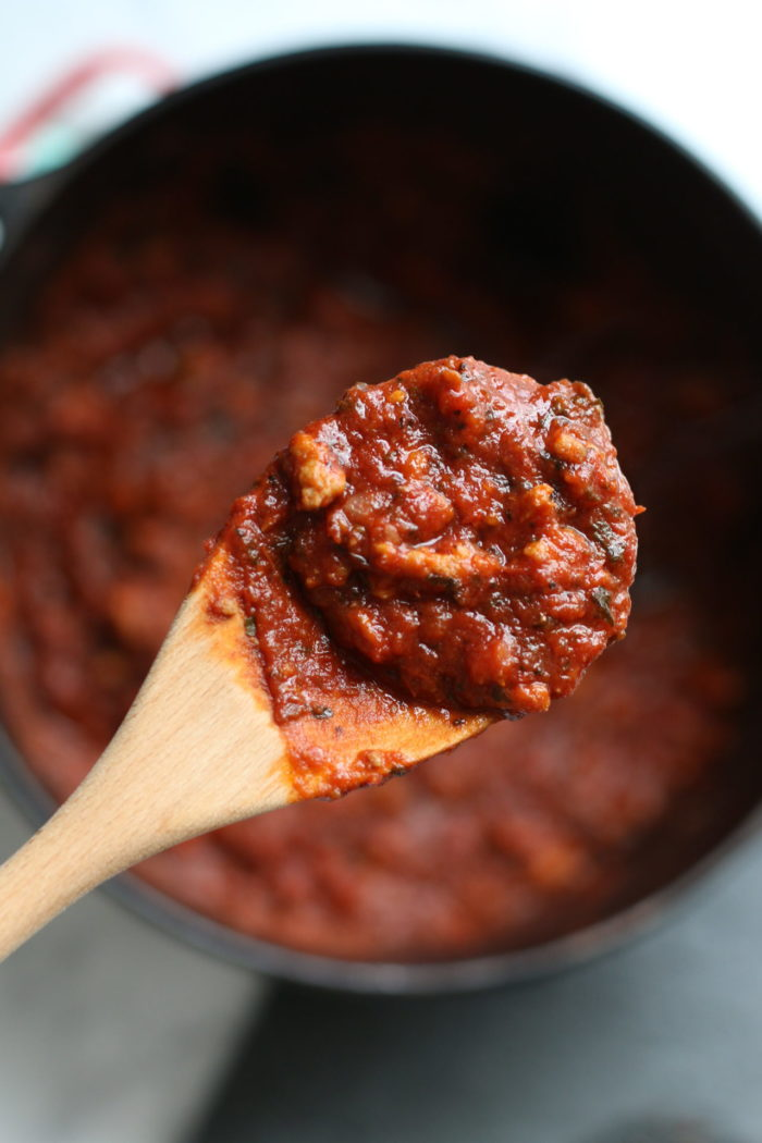Easy and Flavorful Bolognese Sauce