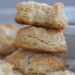 Homemade Buttermilk Biscuits Featured Image-1