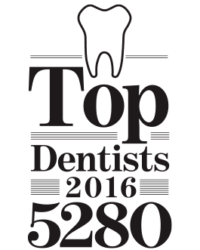 5280 Top Dentist Logo
