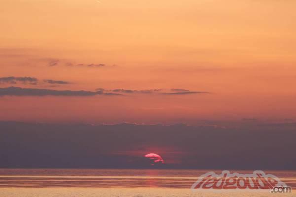 Saugatuck State Park Sunset