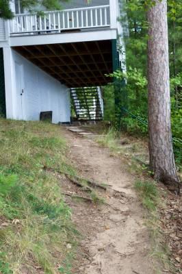 Walloon Lake Beachfront Trail