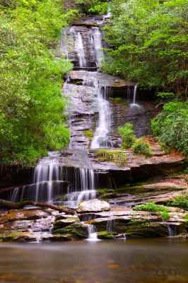 Deep Creek Waterfalls