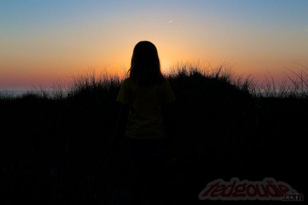 Laketown Beach Sunset