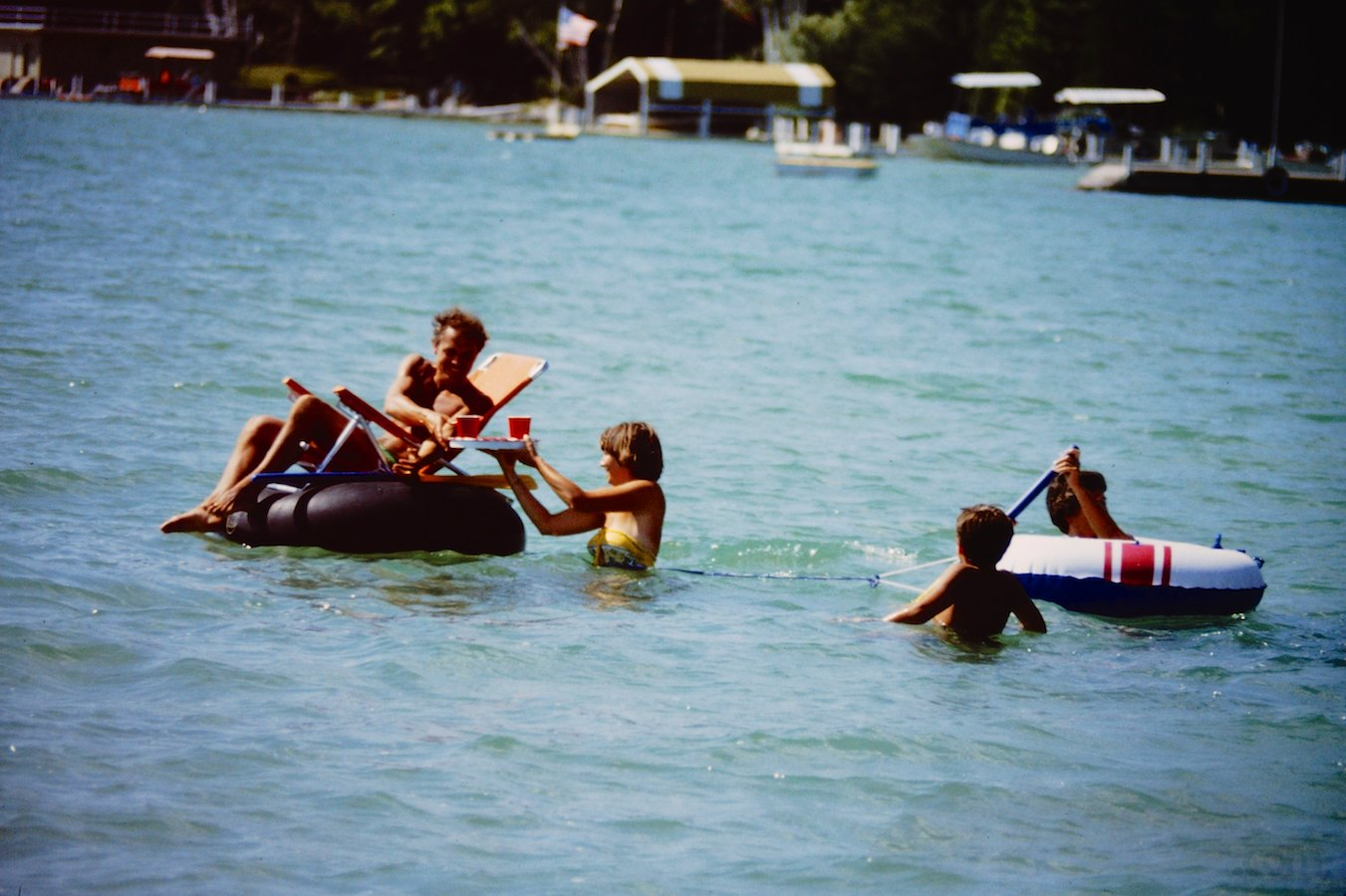 Walloon Lake 1980