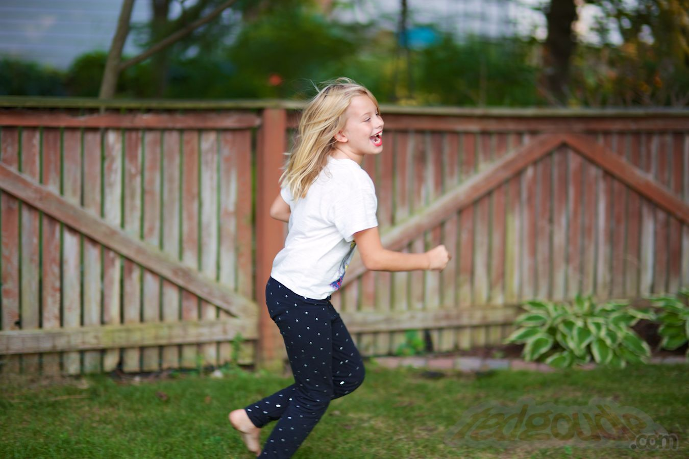 Backyard Fun August 2014