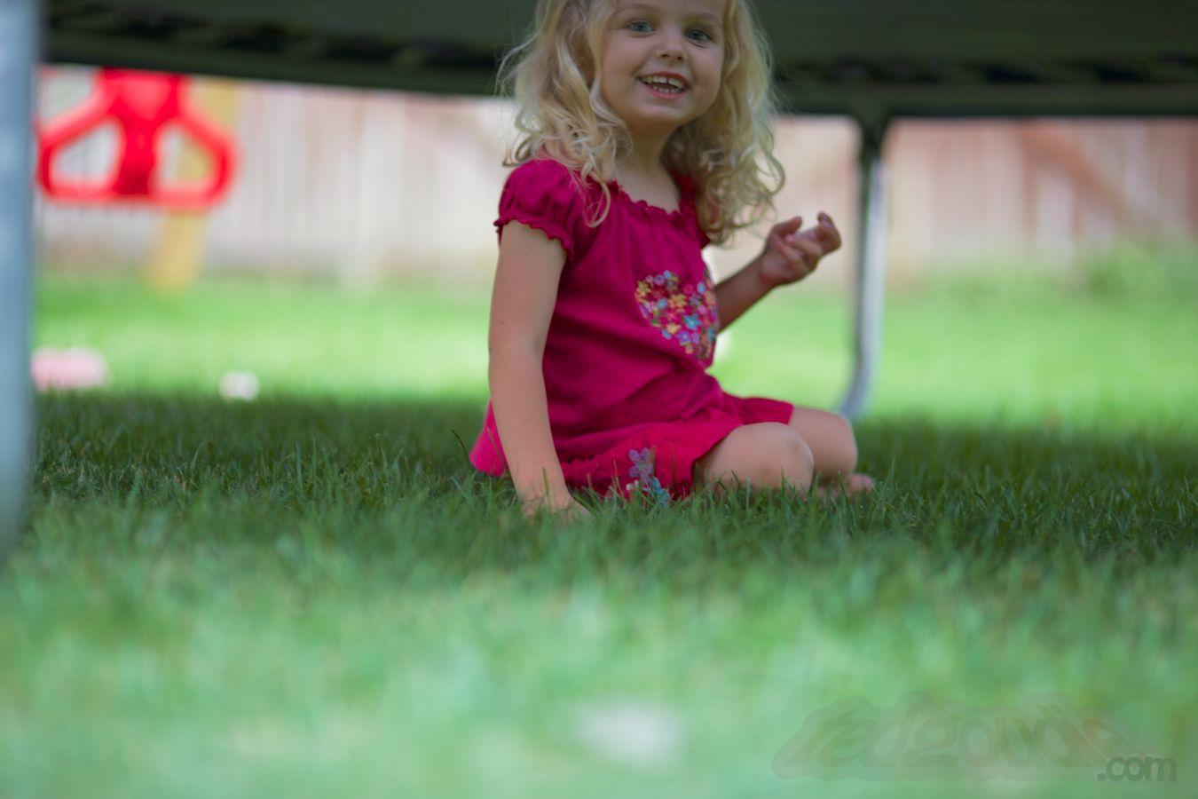Backyard Fun August 2014