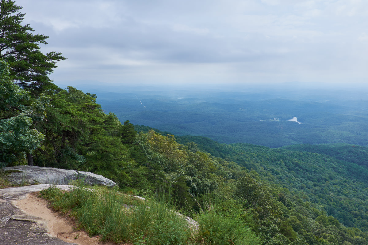 Bald Knob Overlook