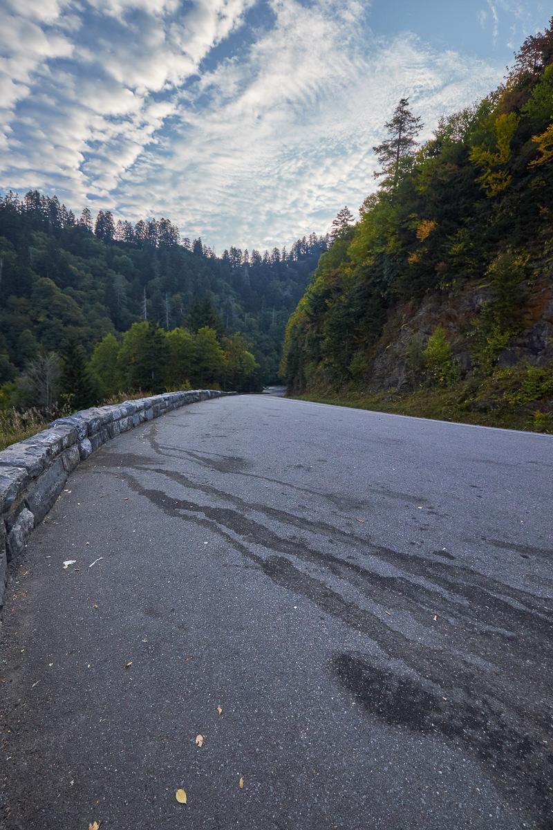 Newfound Gap Road, GSMNP