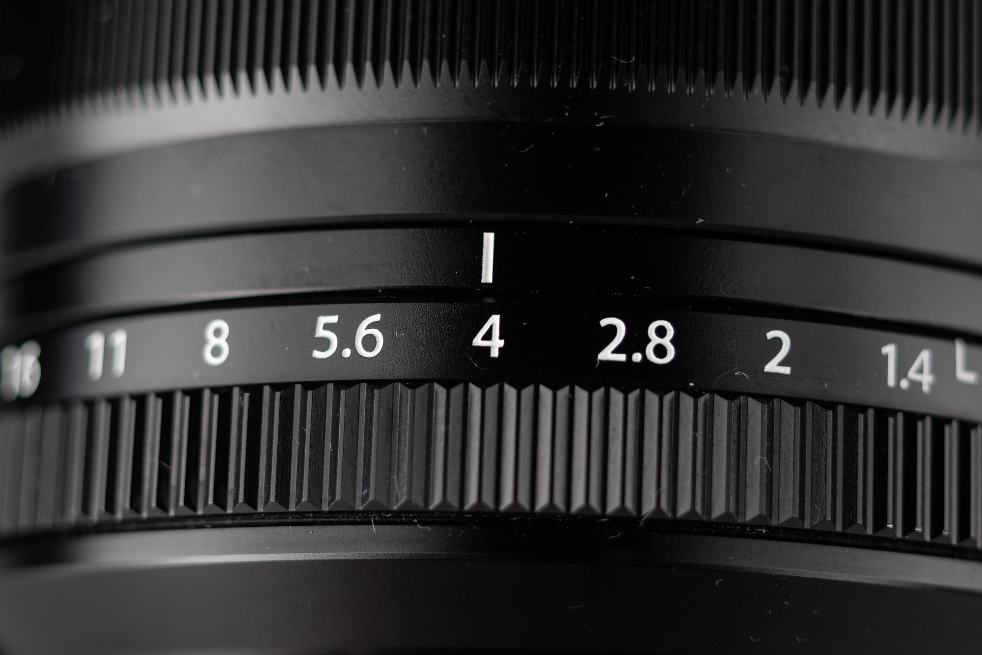 Fuji XF 56mm Aperture Ring